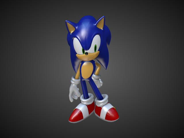 download animated 3d hedgehog - photo #5