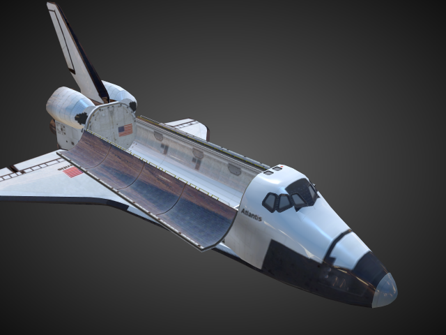 Spaceship 3D Models for Free - Download Free 3D · Clara.io