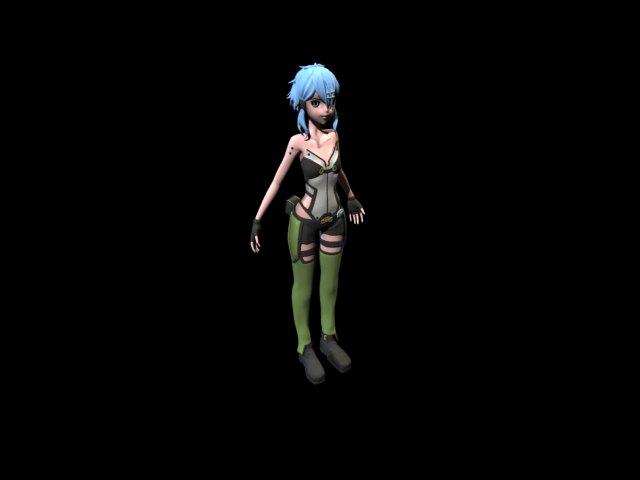Sinon - Sword Art Online